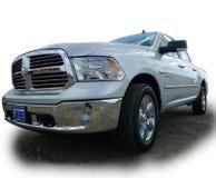 2016 Dodge baranu 1500 furgonetka Obraz Royalty Free