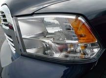 2016 Dodge baranu furgonetki 1500 reflektor Fotografia Royalty Free