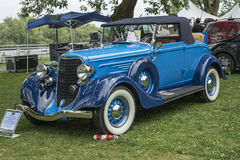 Dodge-broer Royalty-vrije Stock Fotografie