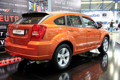 Dodge Caliber SXT Royalty Free Stock Images