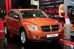 Dodge Caliber SXT Stock Photo