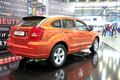 Dodge Caliber SXT Royalty Free Stock Photos