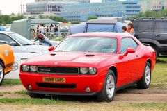 Dodge Challenger Royalty Free Stock Images