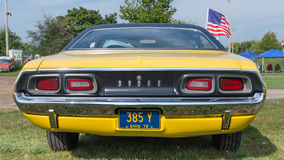 1972 Dodge Challenger Royalty Free Stock Photography