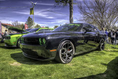 Dodge Challenger 2015. At the Goodguys show in Pleasanton Ca Photo taken by Luigi Dionisio in HDRI Stock Photo