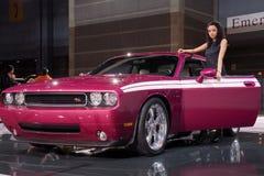 Dodge Challenger model 2010 Royalty Free Stock Image