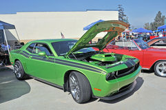 Dodge Challenger R/T Royalty Free Stock Image