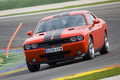 Dodge Challenger RT Royalty Free Stock Images