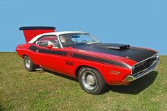 1970 Dodge Challenger T/A Stock Image