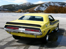 1970 Dodge Challenger TA Stock Photos