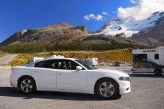 Dodge Charger Car Stock Images