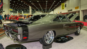 1969 Dodge Charger Royalty Free Stock Images