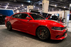 2017 Dodge Charger Hellcat Stock Photo