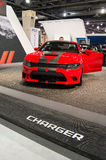 2017 Dodge Charger Hellcat Stock Images