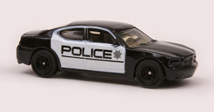 Dodge Charger Police Stock Image