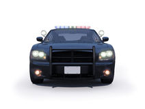 Dodge Charger Police Car Stock Image