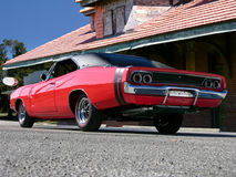 1968 Dodge Charger R/T Royalty Free Stock Photos