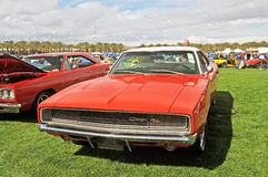 Dodge Charger R/T Royalty Free Stock Photos