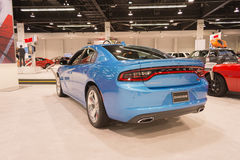 Dodge Charger RT on display. Royalty Free Stock Image