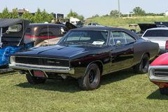 Dodge charger rt Royalty Free Stock Photos
