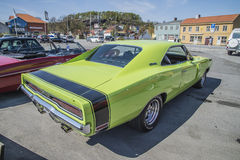 1970 Dodge Charger RT 440 Royalty Free Stock Image