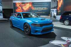 Dodge Charger RT Royalty Free Stock Photography