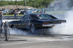 Drag racing Royalty Free Stock Photos
