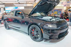 Dodge Charger SRT in the CIAS Royalty Free Stock Photography