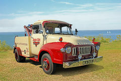 Dodge city bedford pickup truck by coast royalty free stock photos