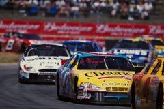 #43 Dodge conduit par John Andretti Photo stock