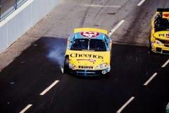 #43 Dodge conduit par John Andretti Images libres de droits