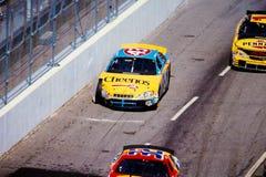 #43 Dodge conduit par John Andretti Images stock