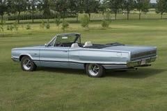 Dodge-convertibele kroon 500 Royalty-vrije Stock Foto