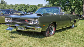 1969 Dodge Coronet Images libres de droits
