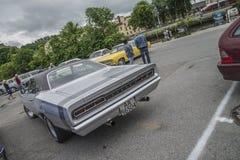 1969 Dodge Coronet droite Photo libre de droits