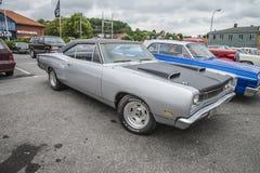 1969 Dodge Coronet droite Image libre de droits