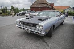 1969 Dodge Coronet droite Images stock