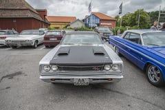 1969 Dodge Coronet Funktelegrafie Stockbild