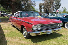Dodge Coronet sur l'affichage photos stock