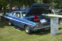 Dodge-Dämon Lizenzfreies Stockfoto
