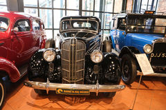 1936 Dodge 4 dörrSedan Royaltyfria Foton