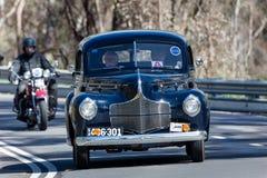 1940 Dodge D15 Sedan Fotografering för Bildbyråer