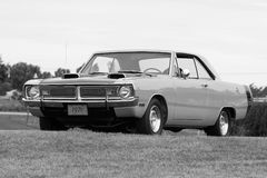 Dodge dart stock photography