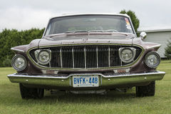 Dodge dart front end Royalty Free Stock Images