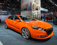 2015 Dodge Dart GT Royalty Free Stock Images