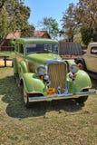 1933 Dodge de Sedan van Zes Reeksendp Royalty-vrije Stock Afbeelding