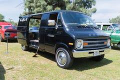 Dodge detaljhandlare 200 på skärm Royaltyfri Fotografi