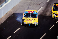 #43 Dodge driven by John Andretti. Royalty Free Stock Images