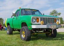 1959 Dodge Energie-Lastwagen Lizenzfreies Stockbild