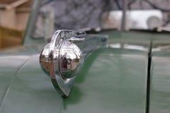 1941 Dodge Fargo Hood Ornament Arkivfoto
